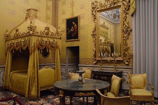 Apartamento reais Palazzo Pitti