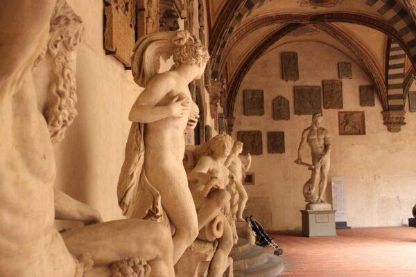 Tour Museu do Bargello com guia Brasileira