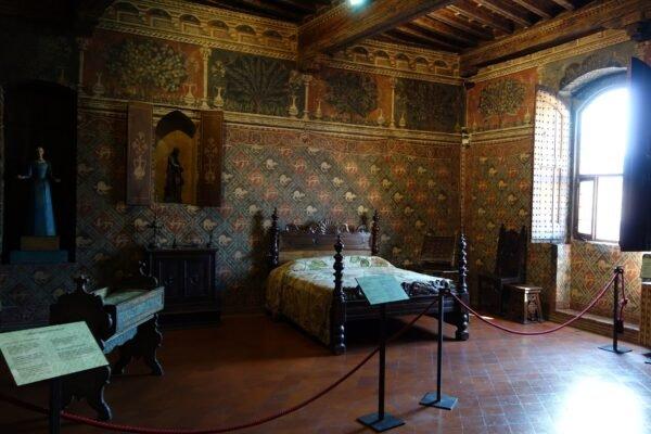Palazzo Davanzati com guia Brasileira