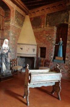 Palazzo Davanzati para crianças com guia brasileira em florenca