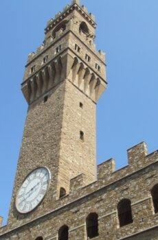 Visita guiada em portugues ao Palazzo Vecchio de Florença