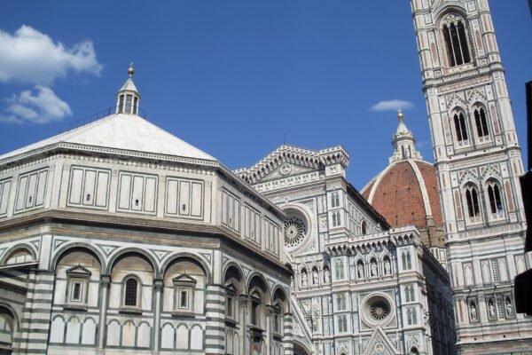 Piazza Duomo Florença - City Tour