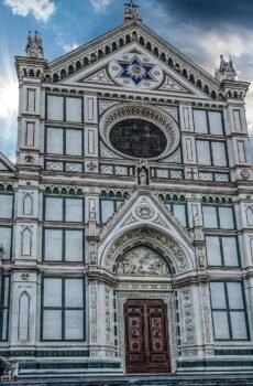 Visita guiada na Basílica de Santa Croce em Florença