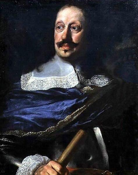 Justus Sustermans - Mattias de' Medici