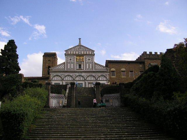 Basilica de San Miniato al Monte - Florença