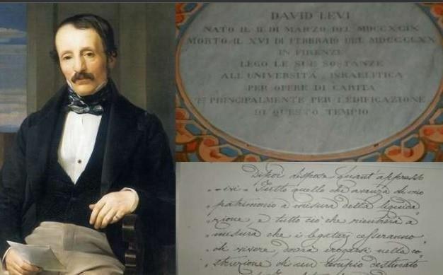David Levi -Museu Judaico de Florença