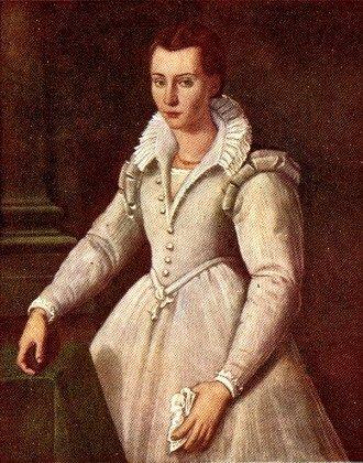 Maria Maddalena dei Pazzi, Santi di Tito