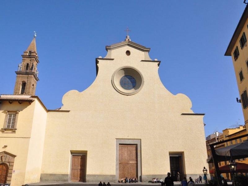 Basílica de Santo Spirito - Florença