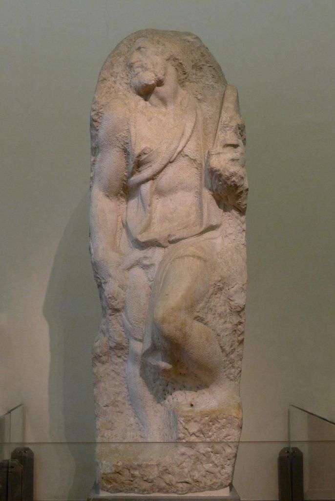 São Mateus - Michelangelo - Galleria dell'Accademia